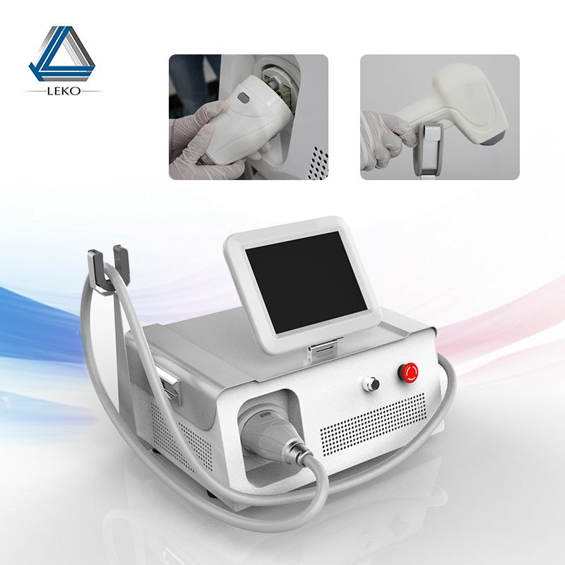 depilación diodo laser